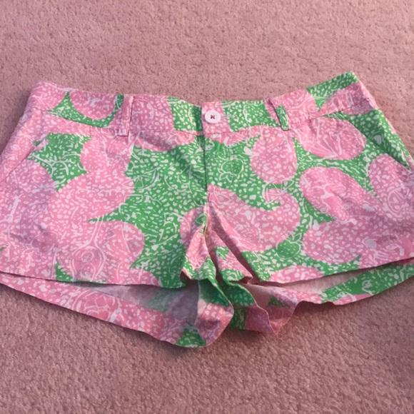 Lilly Pulitzer Pants - Lilly Pulitzer shorts !